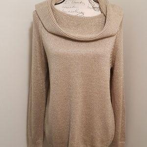 Women's Jaclyn Smith Sweater M/L